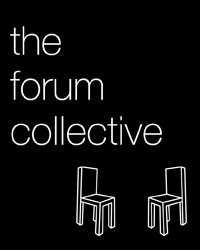 poster for Innovator Incubator - The Forum Collective