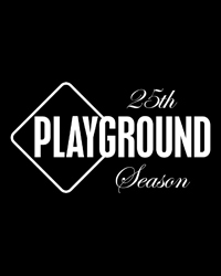 poster for PlayGround 25th Anniversary Campaign