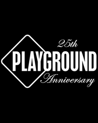 poster for PlayGround 25-Day Challenge
